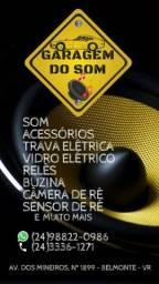 Garagem do som e acessórios (elétrica automotiva)