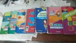 Vendo livros usados 3° ano