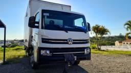 Título do anúncio: Caminhão baú 2019 (Volkswagen Delivery Express)