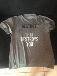 Camisas de treino dry fit Tamanho M