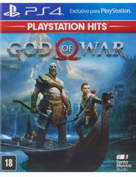 God of war 4 lacrado