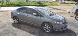 Honda civic exr 2014 apenas venda