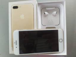 IPhone 7 plus  32 gigas gold