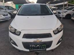 Chevrolet Sonic 1.6 Lt 16v Flex 4p Aut 2013