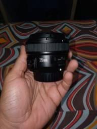 Lente yangnuo 35mm f/2 nikon