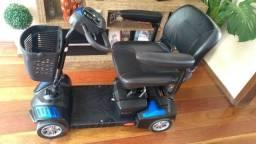 Título do anúncio: Cadeira motorizada scooter em ótimo estado de conservação