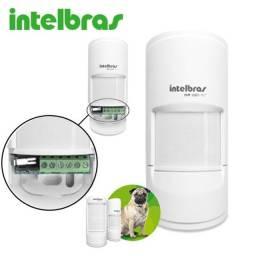 Sensor Infravermelho Ivp 5001 Pet c/fio Intelbras