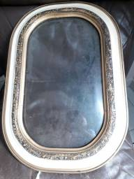 Moldura Oval de quadro Antigo