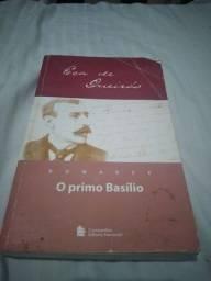 Livro Primo Basílio