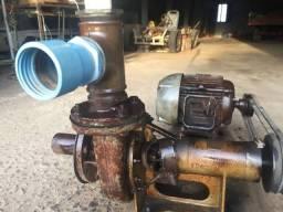 Bomba de irrigação