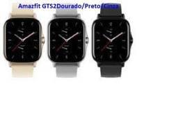 Amazfit GTS 2 Dourado/Preto/Cinza