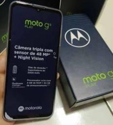 Título do anúncio: Motorola G9 play 64/4