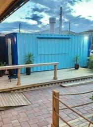 Container cozinha 20 pés NOVO