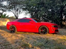 Camaro vermelho 2011/12