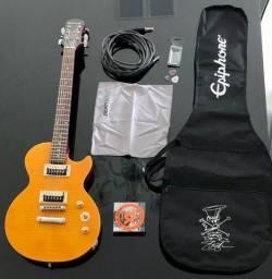 Título do anúncio: Guitarra Epiphone Les Paul Special Slash
