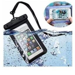 Capa de celular prova d'agua