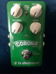 Título do anúncio: Pedal Tc eletronic Corona Chorus