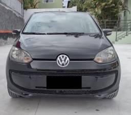 Locação de veiculos: VW/ UP Move 2015, Preta