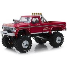1:18 Ford F-250 1979 Bigfoot Monster Truck Greenlight 13542