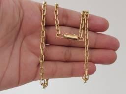 Cordão em ouro peso 30.80 novo 62 cm aceito cartão com acréscimo