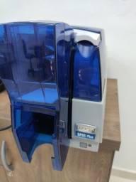 Impressora de pvc