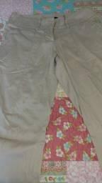 calça tecido