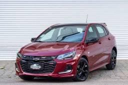 Chevrolet onix RS hatch 1.0 turbo 2021 *IPVA 2021*