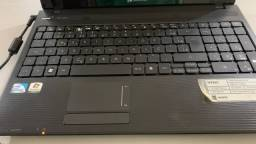 Notebook Gateway NV55C Intel HD Graphics , desliga após 7 minutos