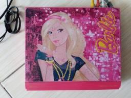 Aparelho de DVD Barbie