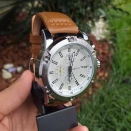Título do anúncio: Relógio Masculino pulseira de Couro Ochstin