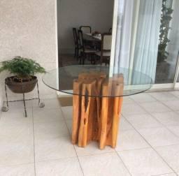 Mesas rústicas de luxo