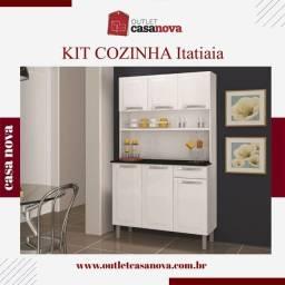 Kit de Cozinha Linha Itatiaia 6 Portas 1,05 NOVA!