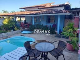 Título do anúncio: Casa com 3 dormitórios à venda, 180 m² por R$ 300.000,00 - Berlinque - Vera Cruz/BA