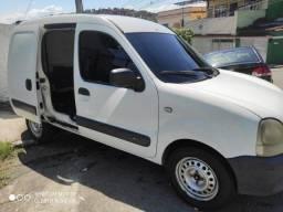 Renault Kangoo 1.6 ano 2008 + GNV. Aceito troca menor valor