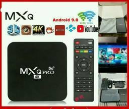 Tv Box MXQ PRO 5G 4K Novo 189