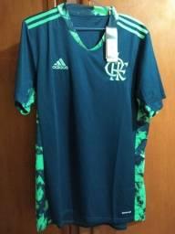 Camisa do Flamengo 2020 goleiro