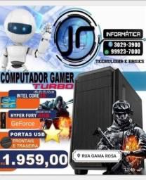 Título do anúncio: Computador gamer cpu corei5