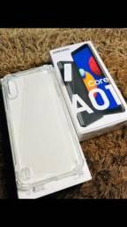 Novo lacrado Samsung  A01 CORE 32gb aceito cartão