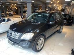 Título do anúncio: Mercedes ML 350 V6 Diesel, 2011, teto solar, impecável