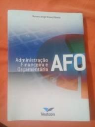 Administração Financeira Orçamentaria