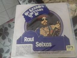 Vinil Grandes Sucessos - Raul Seixas