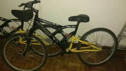 Bicicleta 18 marchas OX