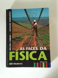Livro Física - As Faces Da Física 3ª Edição - Ótimo Estado