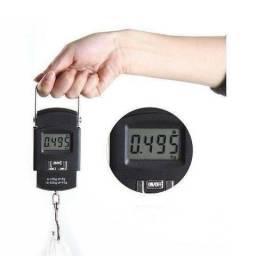 Título do anúncio: Balança de Gancho Bmax 5 gramas a 50 kg Nova
