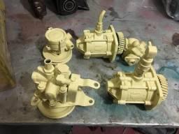 Vendo bomba hidráulica e motor do hidrovaco mwm 229