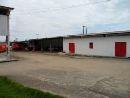 Terreno com galpão e câmara frigorífica com 9.600 m² em Feira de Santana-BA