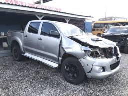 Toyota Hilux 3.0 batido - 2015