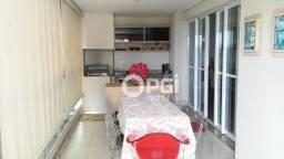 Apartamento com 3 dormitórios para alugar, 152 m² por r$ 4.500/mês - nova aliança - ribeir