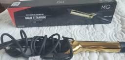 Modelador de Cachos Gold Titanium