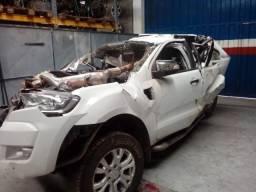 Sucata Ford Ranger XLT 3.2 4X4 CD Aut 17/18 (Retirada de Peças)